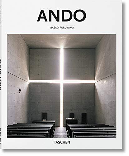 Ando: The Geometry of Human Space (Basic Art)