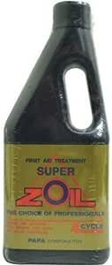 スーパーゾイル エンジンオイル添加剤 SUPER ZOIL 4サイクル用 450ml [HTRC3]
