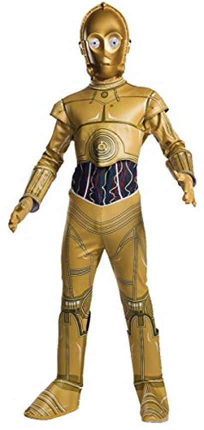 スタンド暴力ハントC-3PO 衣装、コスチューム 子供用 スターウォーズ Classic サイズM
