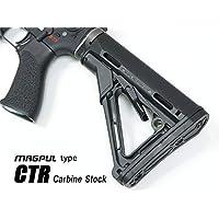 MAGPULタイプレプリカ CTR カービンストック(各種M4シリーズ対応) BKカラー