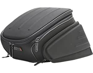 タナックス(TANAX) エアロシートバッグ2 モトフィズ(MOTOFIZZ) ブラック MFK-142 可変容量12.5-18.5ℓ