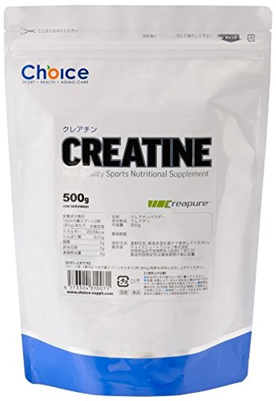 改善する記念品立派なCREATINE (クレアチン) 500g