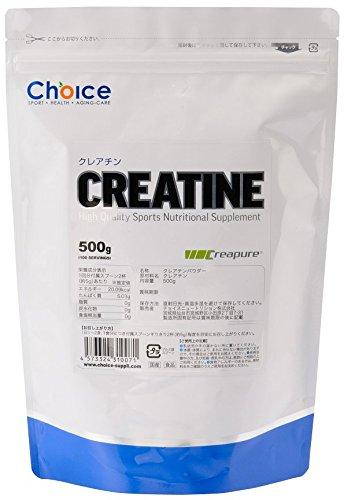 NUTRITION ( チョイス ニュートリション ) CREATINE (クレアチン) 500g