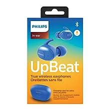 Philips Upbeat True Wireless Earphones