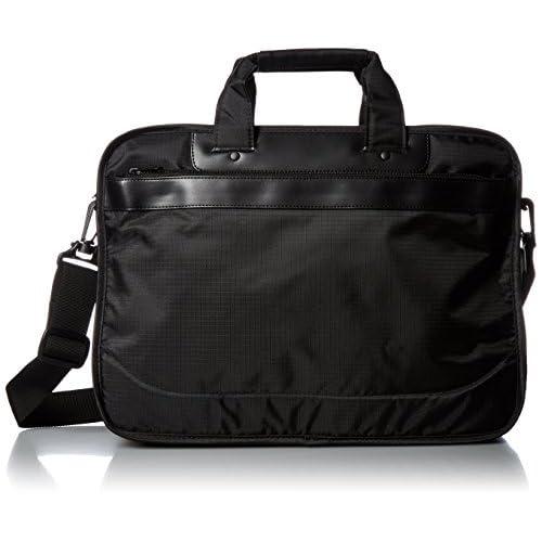 [エース] エース ビジネスバック 6630801 ブラック 横40×縦30×幅7~13cm