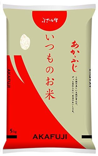 【精米】【精米】 あかふじ いつものお米 5kg