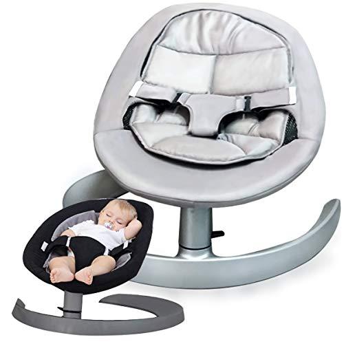 【DEARGENA】ベビー用ロッキングチェア ベビーバウンサー揺りかご 寝椅子 ベビー用揺りかご 赤ちゃんを寝かしたりする切り札