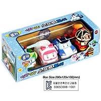 Robocar Poli Soft Toy (Bath Toy)