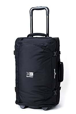 (カリマー) karrimor Clamshell 40 ブラック キャリーバッグ クラムシェル 40リットル スーツケース 黒 Black