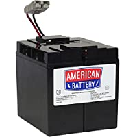 RBC7 Replacement Batterycartridge By American Battery Co by American Battery [並行輸入品]
