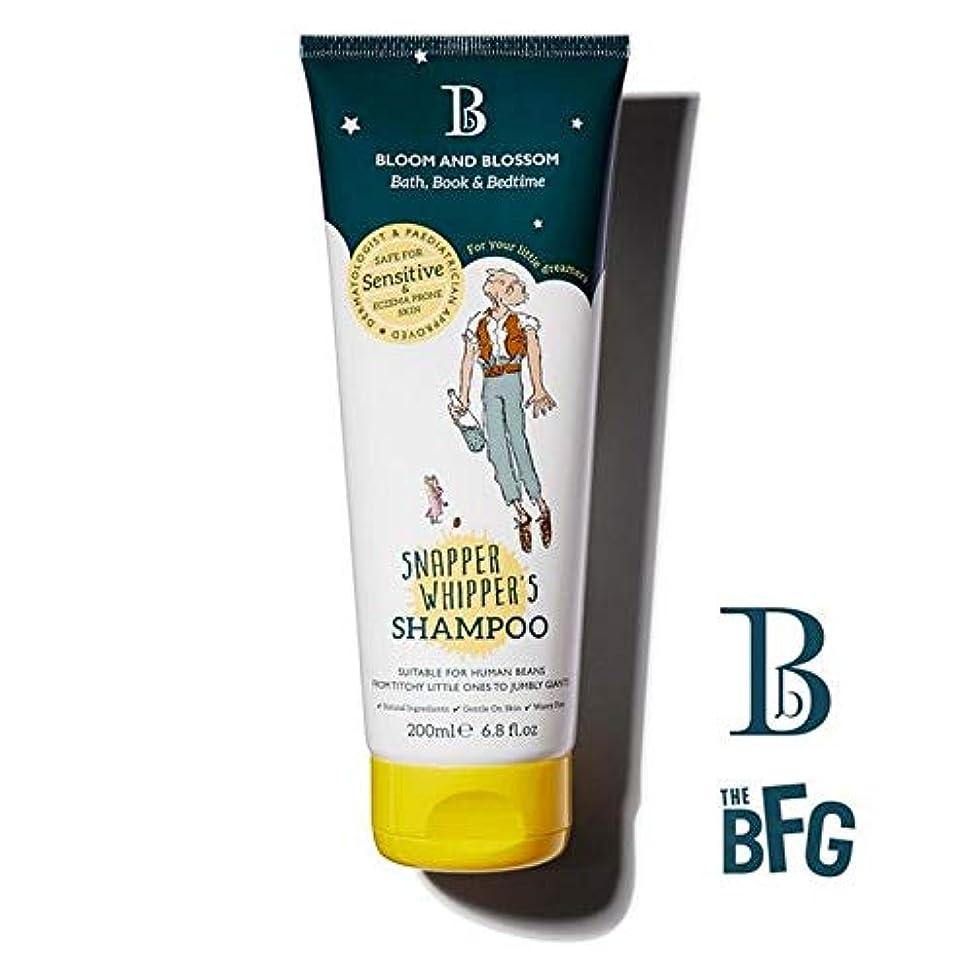 横に滑る海洋の[Bloom and Blossom ] Bfgのシャンプーをブルーム&花 - Bloom & Blossom The BFG Shampoo [並行輸入品]