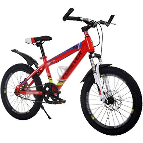 子ども用自転車 学生用自転車スピードマウンテンバイク少年バイ...