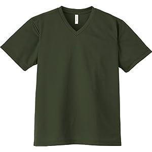 [グリマー] 半袖 4.4オンス ドライ Vネ...の関連商品5