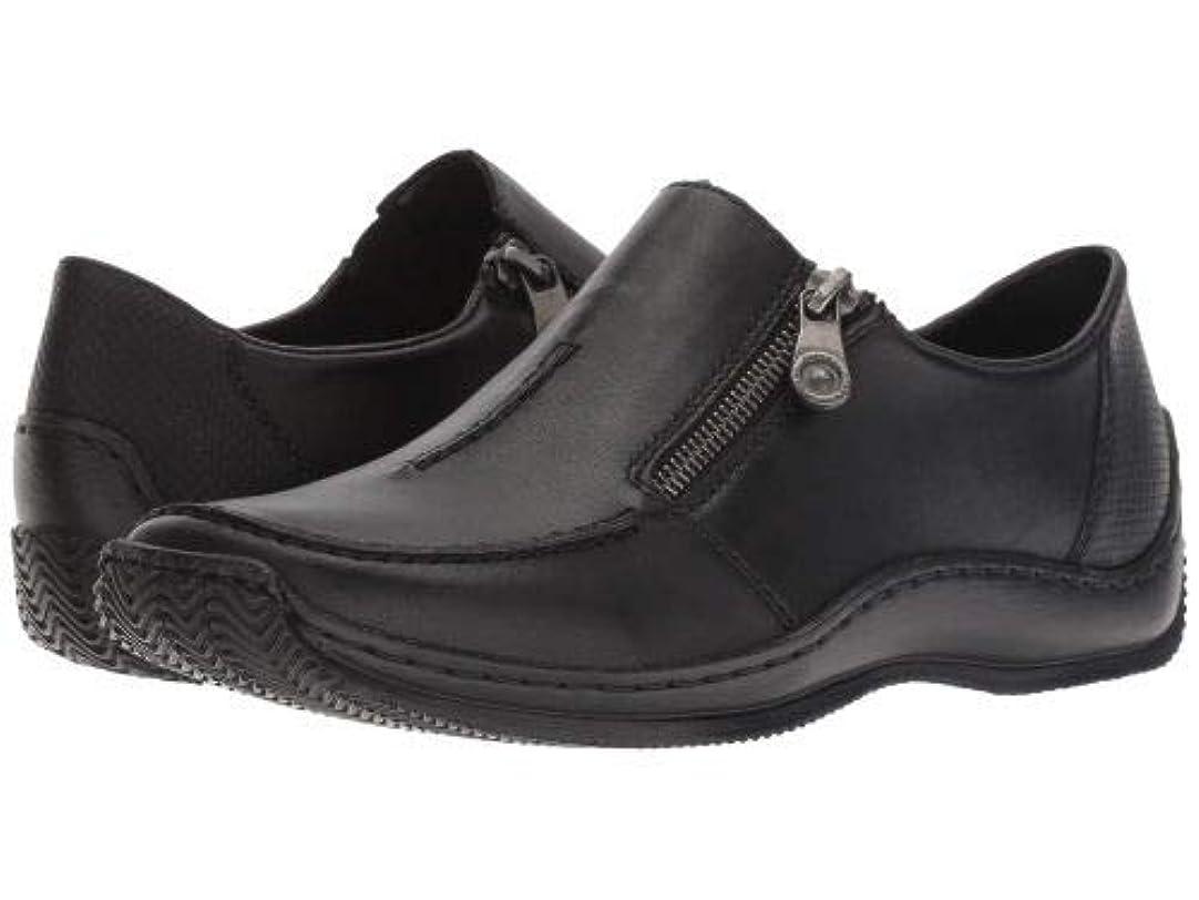 請求前部マリナーRieker(リーカー) レディース 女性用 シューズ 靴 スニーカー 運動靴 L1780 Celia 80 - Black [並行輸入品]