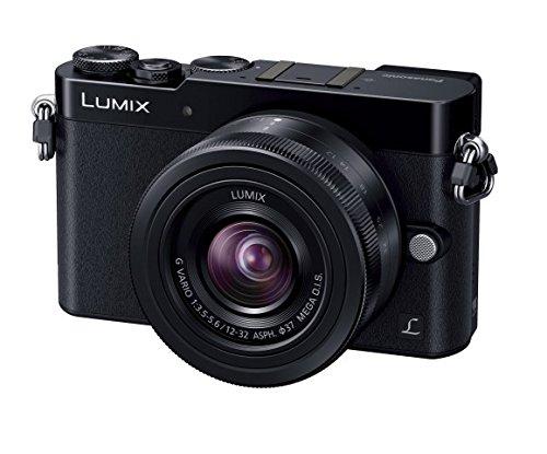 Panasonic ミラーレス一眼カメラ GM5 レンズキット ブラック DMC-GM5K-K