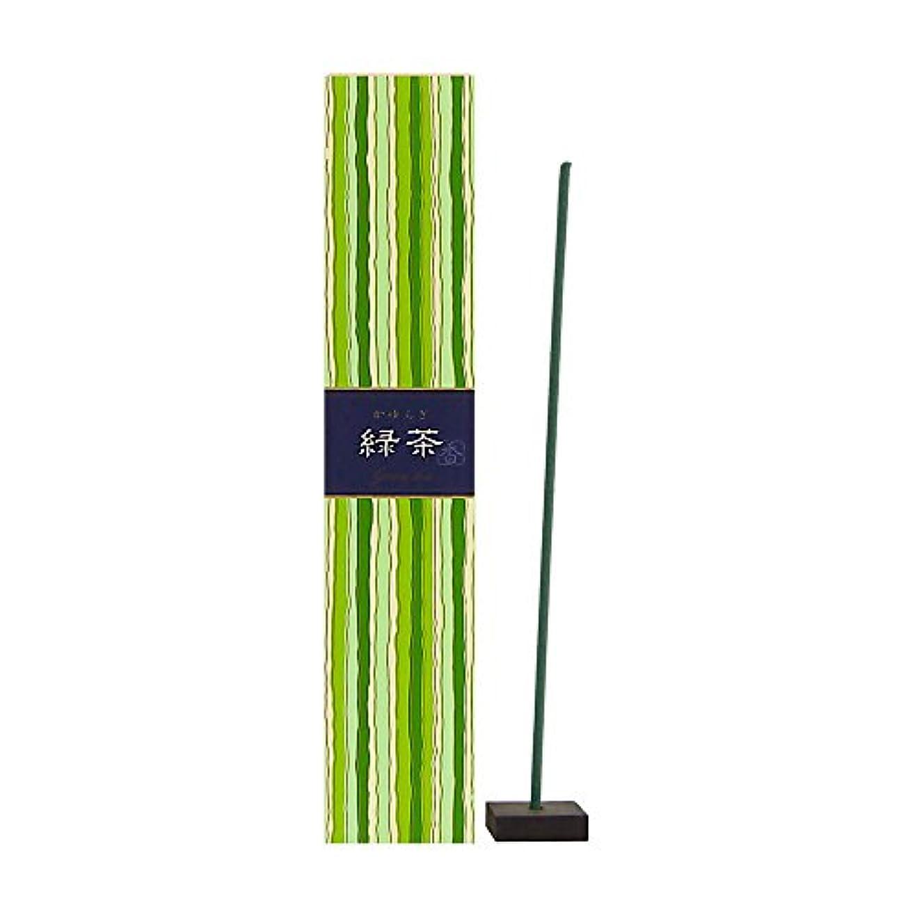 スリップシューズ血色の良い形成Nippon Kodo – Kayuragi – グリーンティー40 Sticks