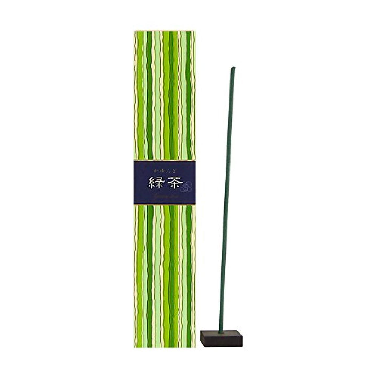 イヤホン面積語Nippon Kodo – Kayuragi – グリーンティー40 Sticks