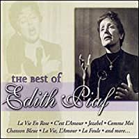 Best of by Edith Piaf