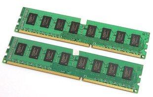 OptiPlex 330/360/740/745/755/760/960用2GBx2枚 計4GBメモリ