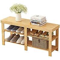 小さな靴の棚シンプルな多層多機能靴のキャビネット靴のベンチを変更する経済的な家庭