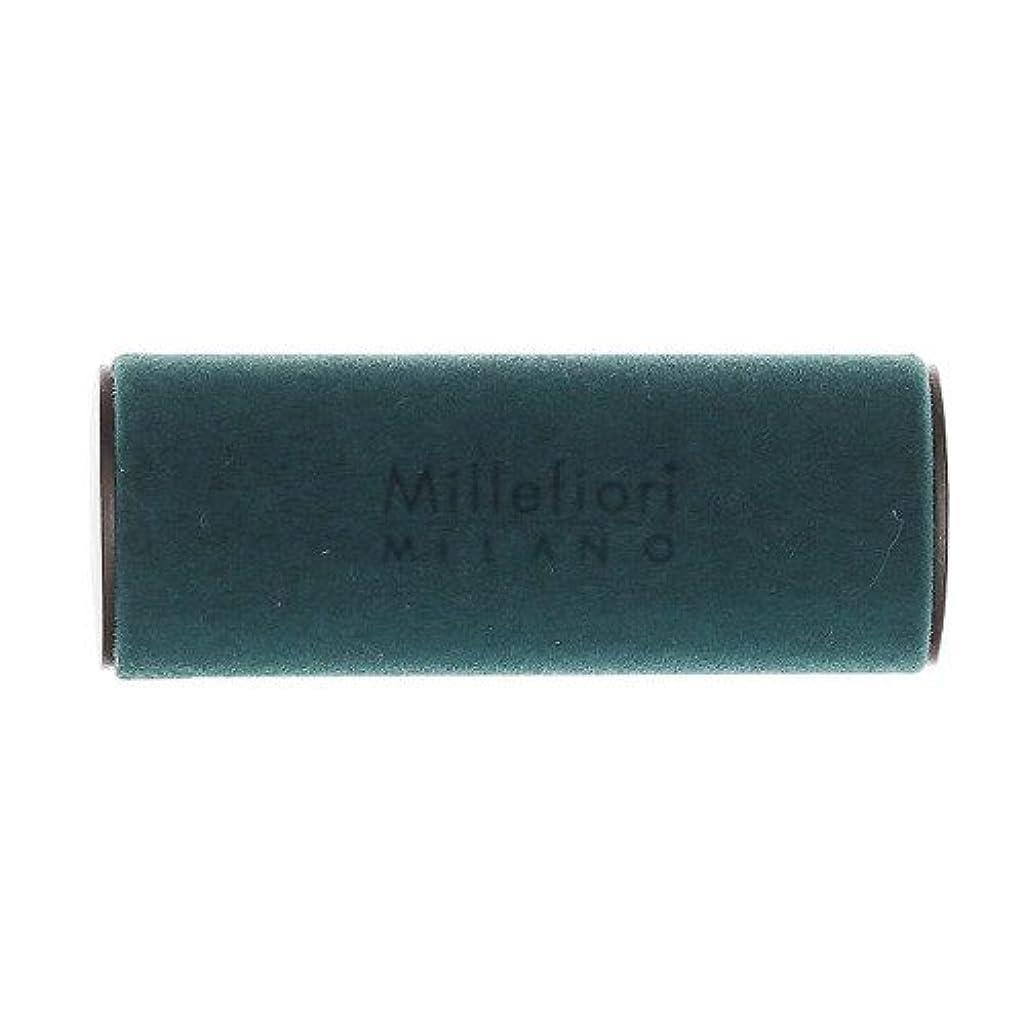 記念品ジャベスウィルソン私たちのものMillefiori MILANO ミッレフィオーリ カーエアフレッシュナー VELLUTO ヴェルート (スパイシーウッド) 1個
