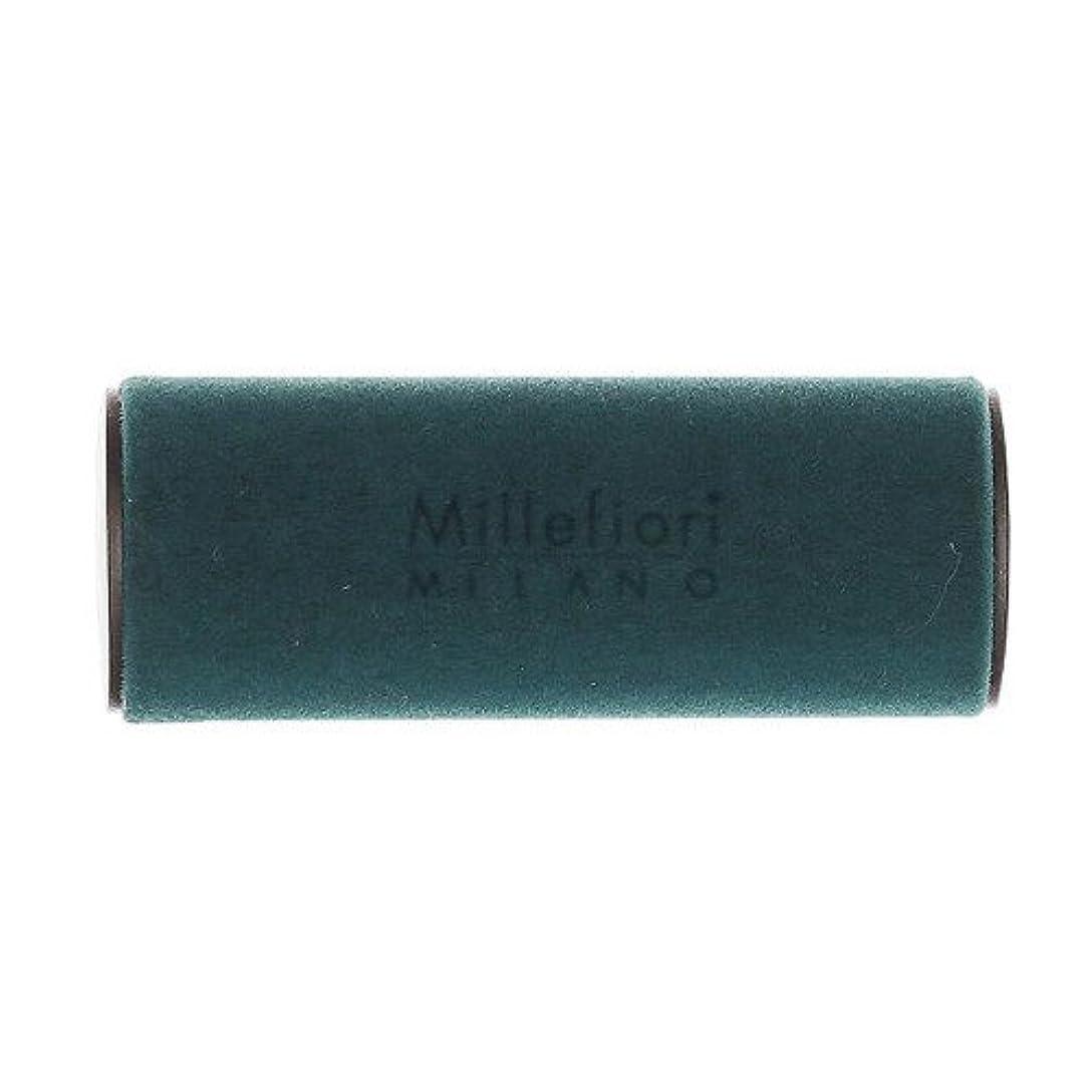 位置づける約証拠Millefiori MILANO ミッレフィオーリ カーエアフレッシュナー VELLUTO ヴェルート (スパイシーウッド) 1個