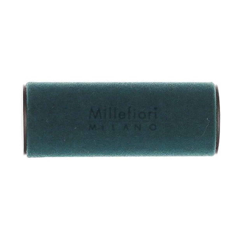 着陸蒸放送Millefiori MILANO ミッレフィオーリ カーエアフレッシュナー VELLUTO ヴェルート (スパイシーウッド) 1個
