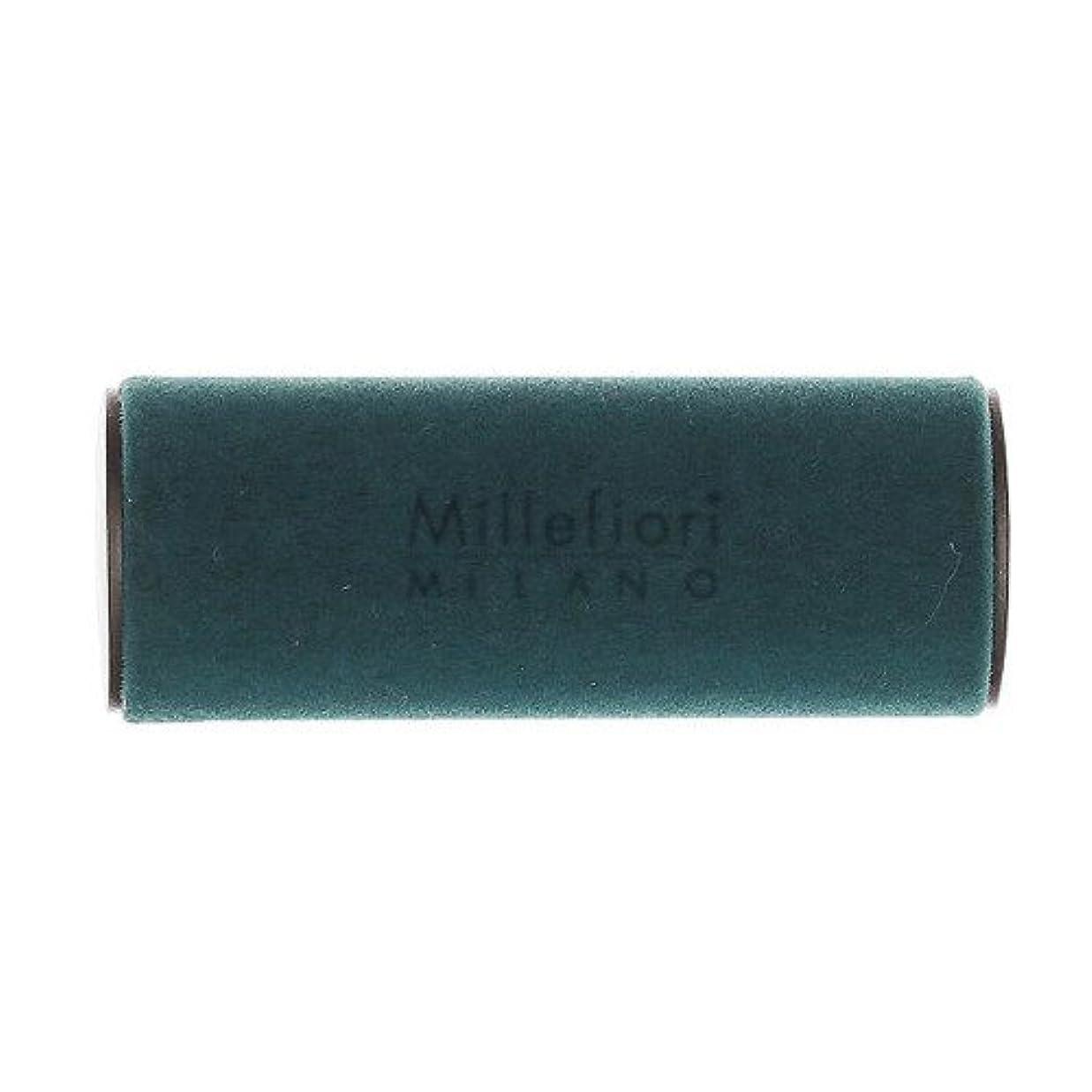 先史時代の感じ件名Millefiori MILANO ミッレフィオーリ カーエアフレッシュナー VELLUTO ヴェルート (スパイシーウッド) 1個