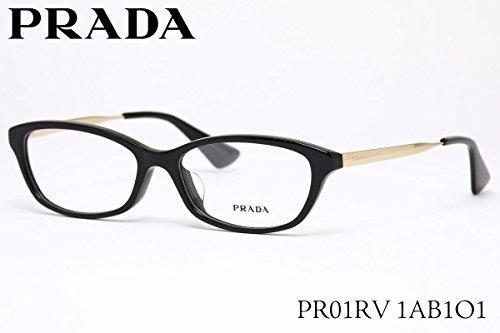 【プラダ国内正規品販売認定店】PR01RV 1AB1O1 PRADA (プラダ) メガネ ジャパンモデル メンズ レディース