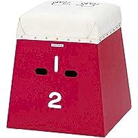 エバニュー(EVERNEW) カラーとび箱 EKF317 100 赤