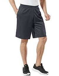 (テスラ)TESLA メンズ HyperDri ランニング ショーツ [UVカット・吸汗速乾] ドライフィット フィットネス パンツ MBS