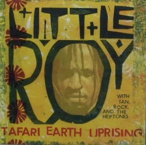 Tafari Earth Uprising [12 inch Analog]