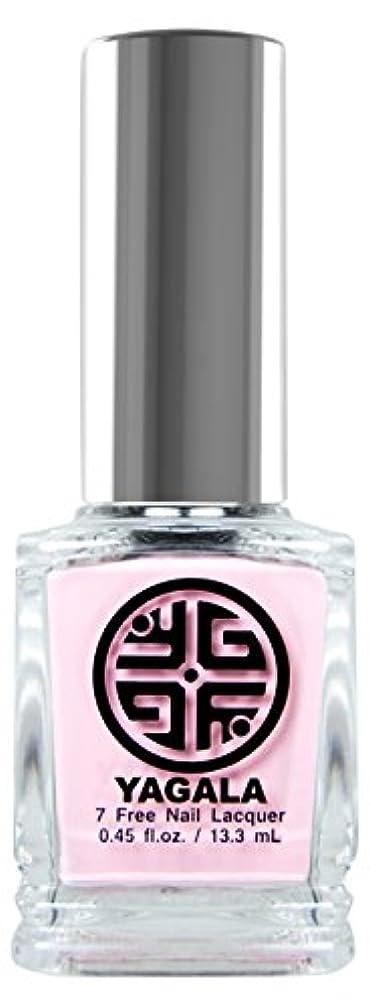 クリーク四クレーターYaGaLa ネイルラッカー002Favorite Pink マット
