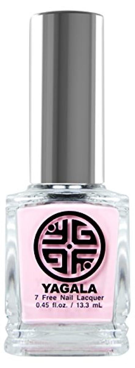 池不健康驚いたYaGaLa ネイルラッカー002Favorite Pink マット
