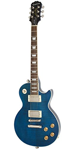 Epiphone エピフォン エレキギター Les Paul Tribute PLUS Midnight Sapphire