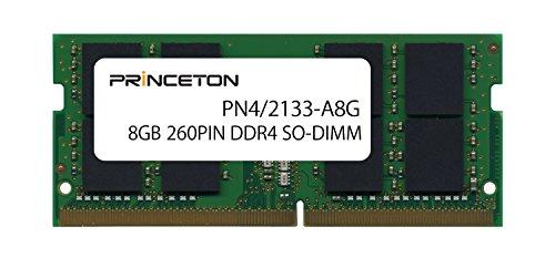PDN4/2133-A8G プリンストン 8GB PC4-17000 DDR4-2133  260PIN SO-DIMM プリンストン