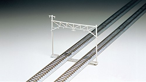 Nゲージストラクチャー 複線架線柱・近代型 (6本セット) 3004