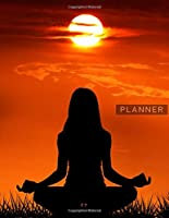 Planner: Sunrise 1 Year Daily Planner (12 Months) | 2020 - 2021 | 365 Pages for Planning | January 20 - December 20 | Appointment Calendar Schedule | Plan Each Day Set Goals & Get Stuff Done