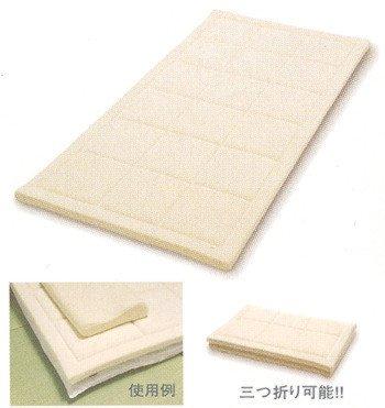 TEMPUR テンピュール トッパーデラックス3.5/セミダブル(120×195×3.5cm)