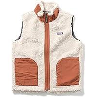 patagonia パタゴニア 65619 Kids Retro X Vest キッズライン レトロX ベスト フリースベスト NACO レディース [並行輸入品]