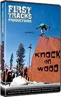 2009Knock On Wood DVD by FirstトラックProd。–スノーボードDVD