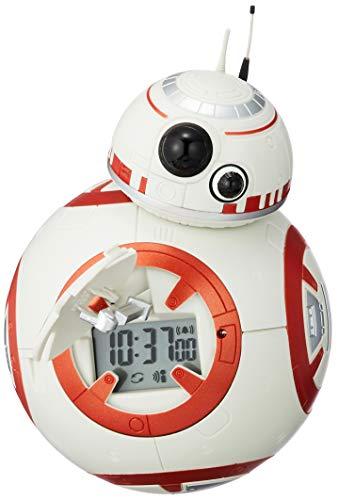スター・ウォーズ BB-8 目覚まし時計 デジタル時計 音声...