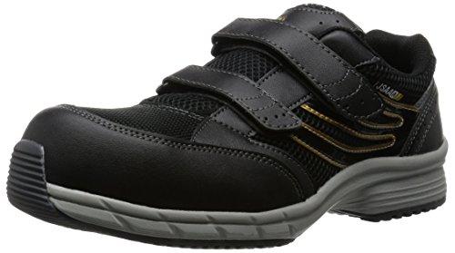 [ミドリ安全] 作業靴 スニーカー SLS705 静電 SLS705 静電 ブラック(ブラック/28.0)