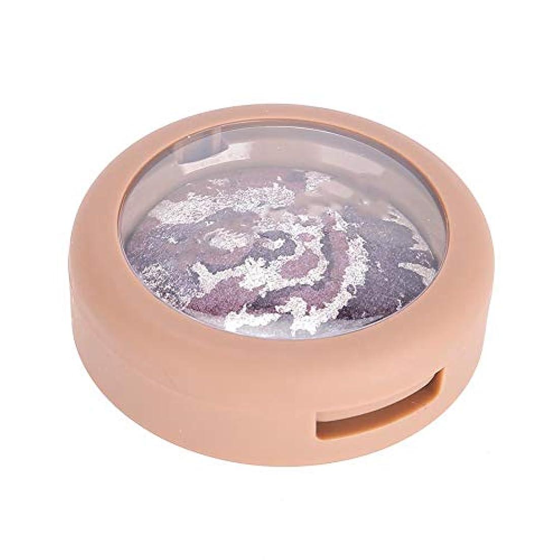 素朴な電気メロディアスセクシーなエレガントなアイシャドウシャイニングアイシャドーアイ化粧品パウダー防水性と耐汗性4.2グラム(6#)