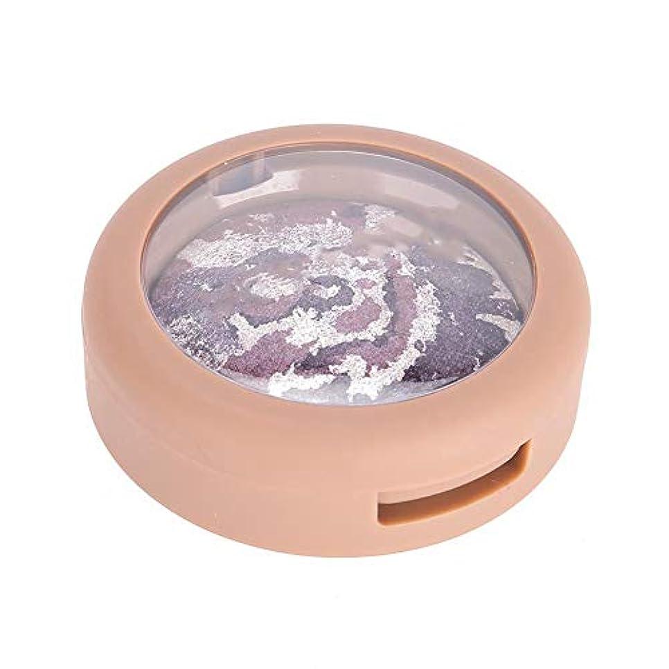 セクシーなエレガントなアイシャドウシャイニングアイシャドーアイ化粧品パウダー防水性と耐汗性4.2グラム(6#)