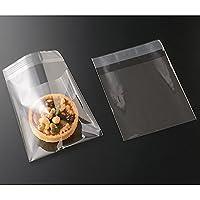 OPPレーズンサンド袋 12.5×12.5 / 100枚 TOMIZ(富澤商店) 菓子袋 OPP袋