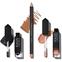 HAUS LABORATORIES HAUS of Collections 3点セット All-Over Color, Lip Gloss, Lip Liner (HAUS of Chained Ballerina )