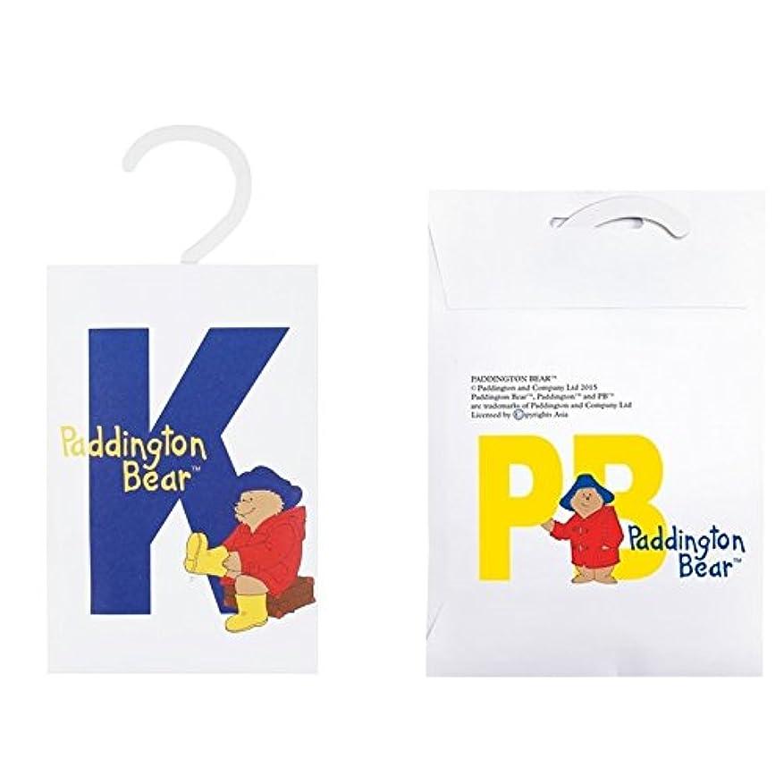 静けさ標準スリップシューズPaddington Bear アロマサシェ K