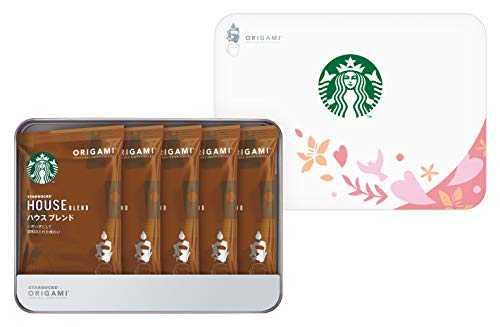 【Amazon限定】スターバックスのドリップコーヒーギフト「オリガミ」が1,620円で発売へ