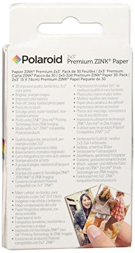 Polaroid Premium ZINK フォトペーパー(30枚) PolaroidpapierZ2300 ■並行輸入品■